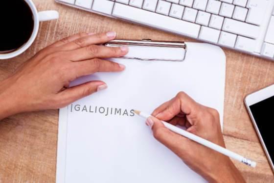 Kaip Rašyti Įgaliojimą