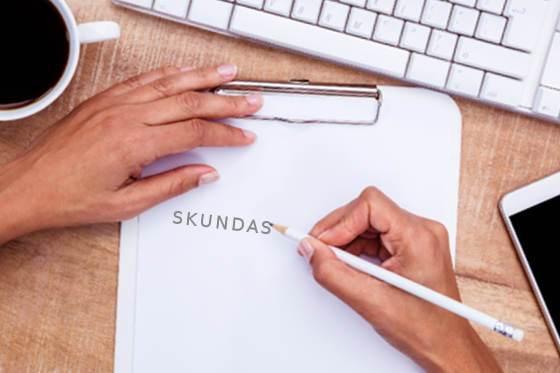 Kaip Rašyti Skundą